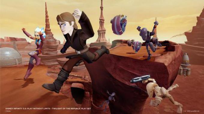 Twilight of the Republic - Anakin and Ahsoka