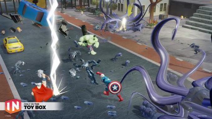 Takeover Marvel