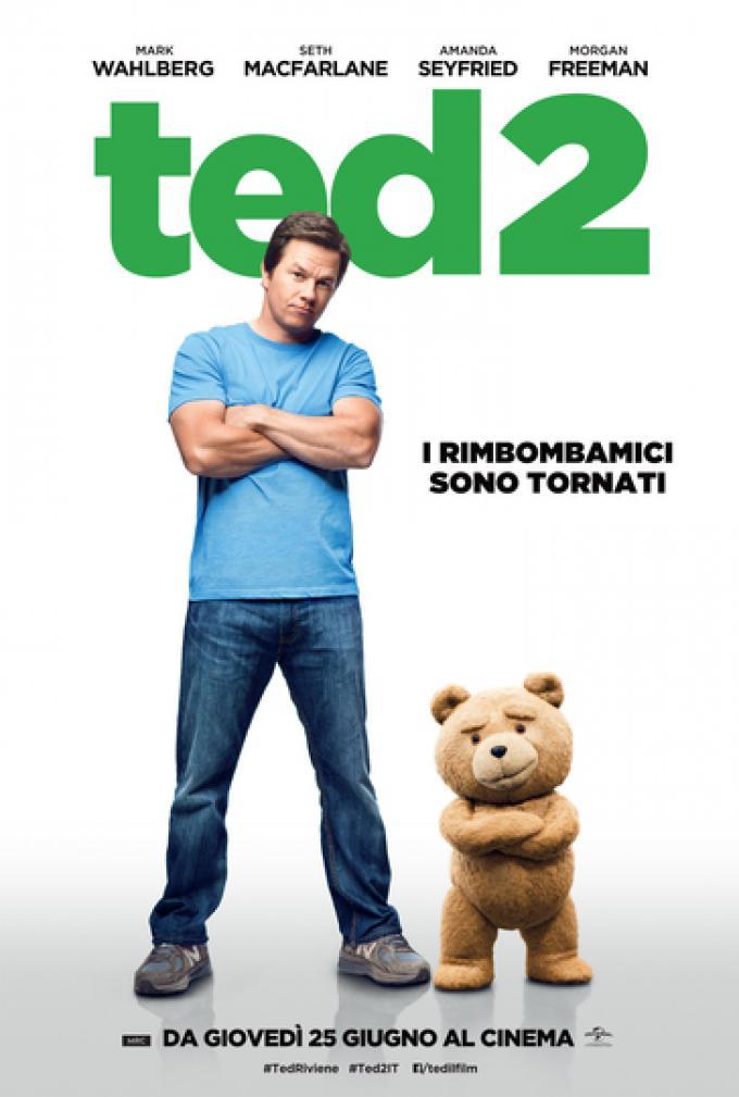Ted 2 - Manifesto