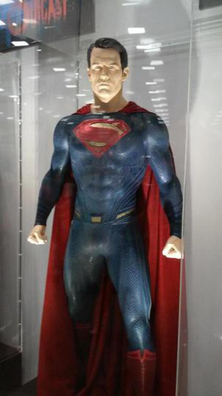 Il costume di Superman
