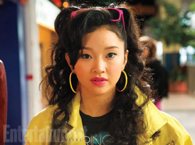 Lana Condor è Jubilation Lee / Jubilee (Fonte: Entertainment Weekly)