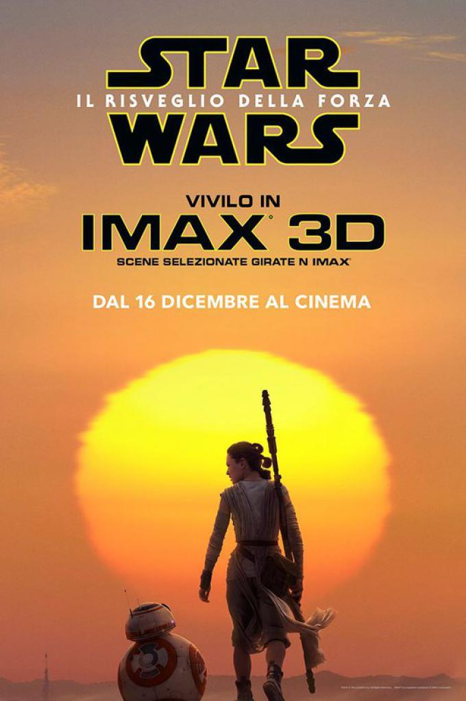 Poster IMAX 3D Italiano