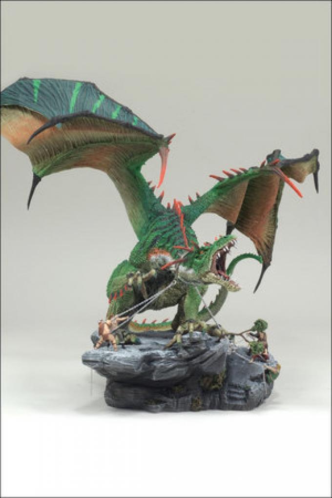 Dragone del Clan Berserker