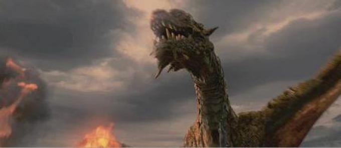 La furia del drago