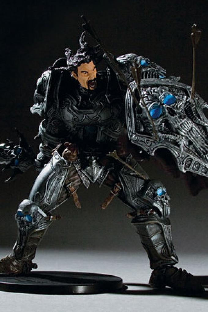 Archilon Shadowheart, guerriero umano