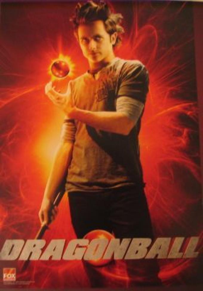 Goku (Justin Chatwin)