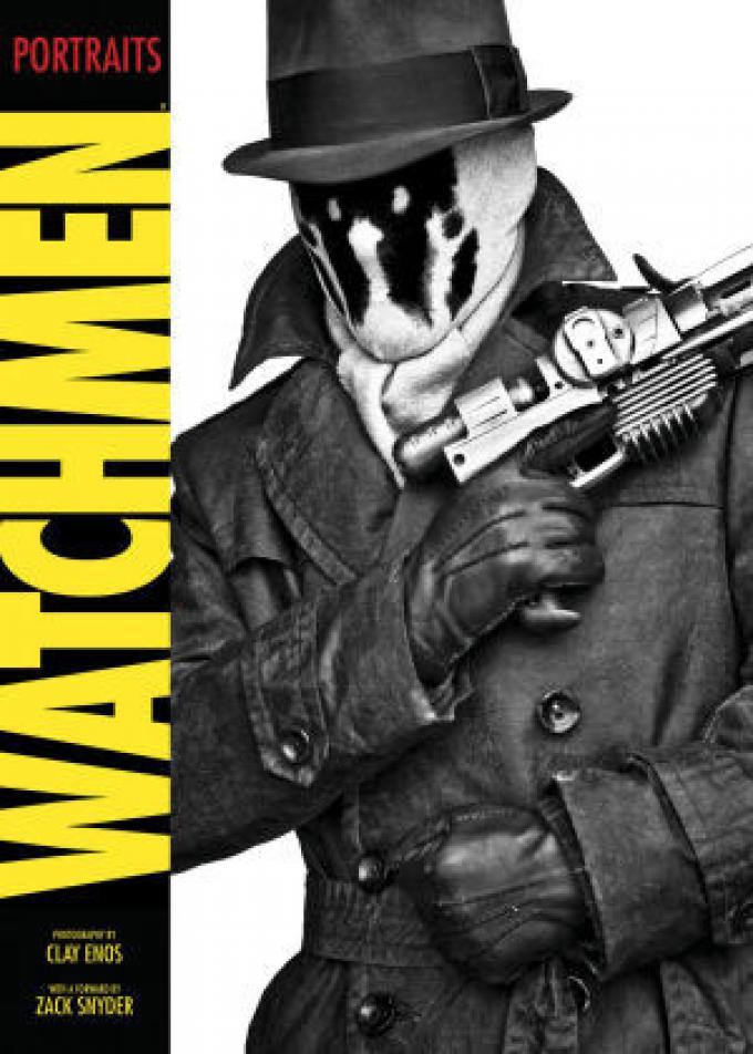 Jackie Earle Haley dietro la maschera di Rorschach
