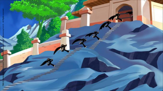 Geronimo stilton il cartone animato galleria