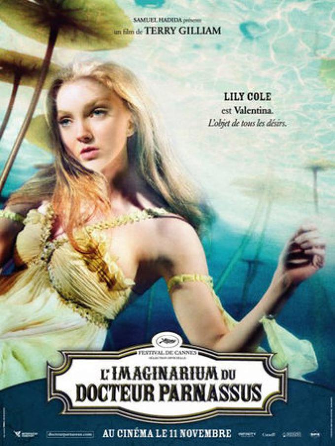 Lily Cole, la figlia del Dottor Parnassus