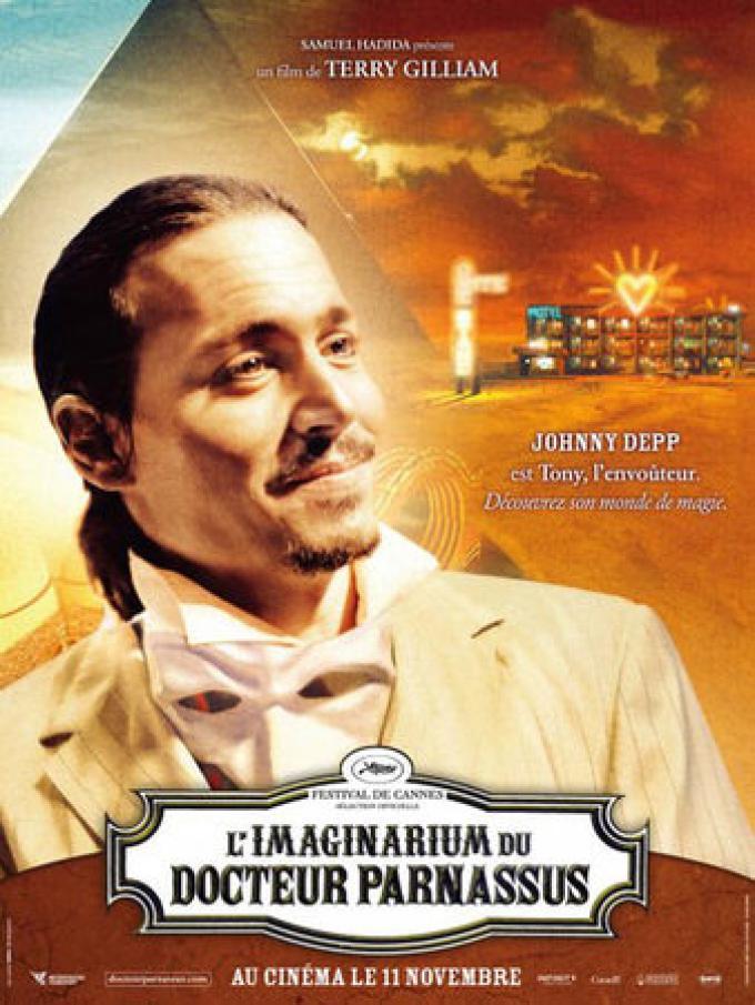 Johnny Depp, il secondo Tony