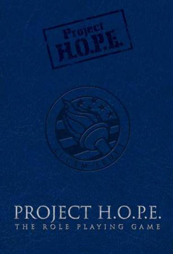 La copertina di Project H.O.P.E.
