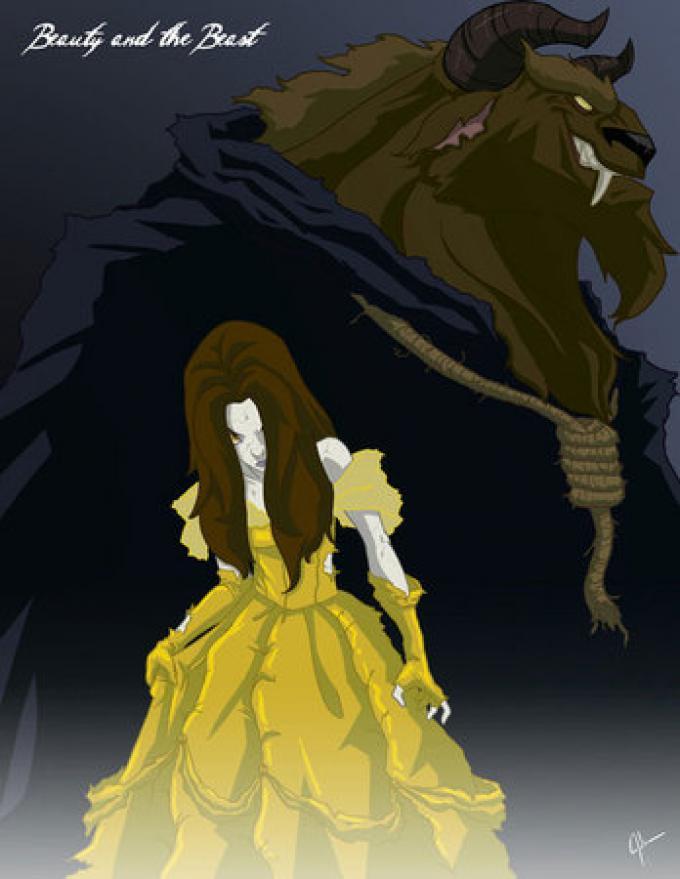 Belle, la Bella e la Bestia