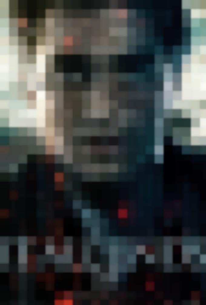 Il poster di Daniel Radcliffe