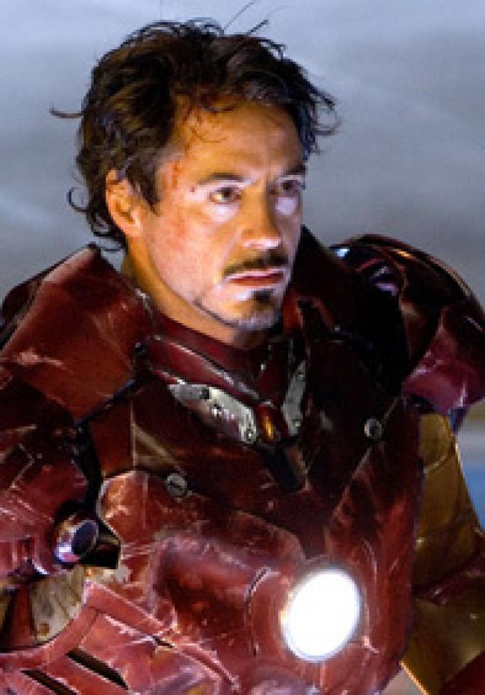 Tony Stark - 9,4