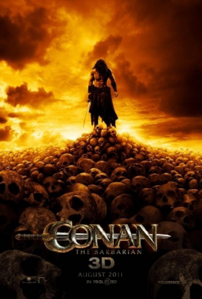 Poster di Conan il barbaro
