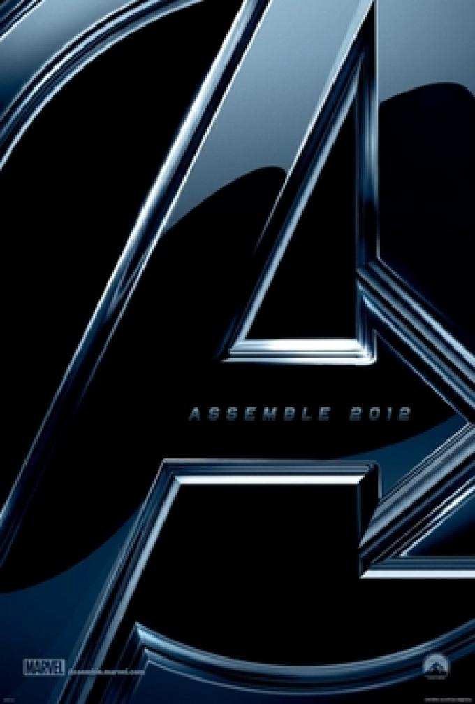 Il primo teaser poster di The Avengers.