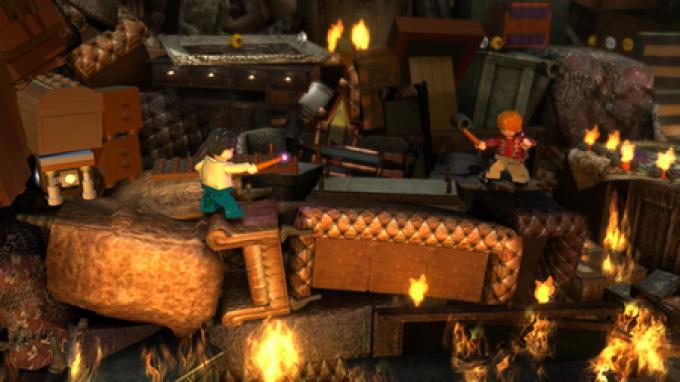 Immagine da LEGO Harry Potter: Anni 5-7