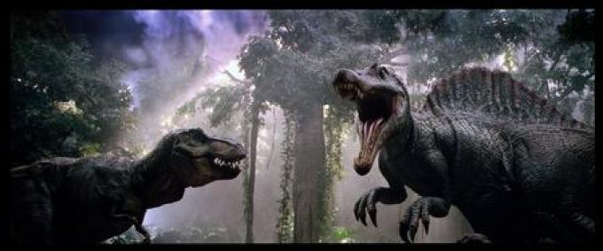 Scontri mortali a Jurassic Park