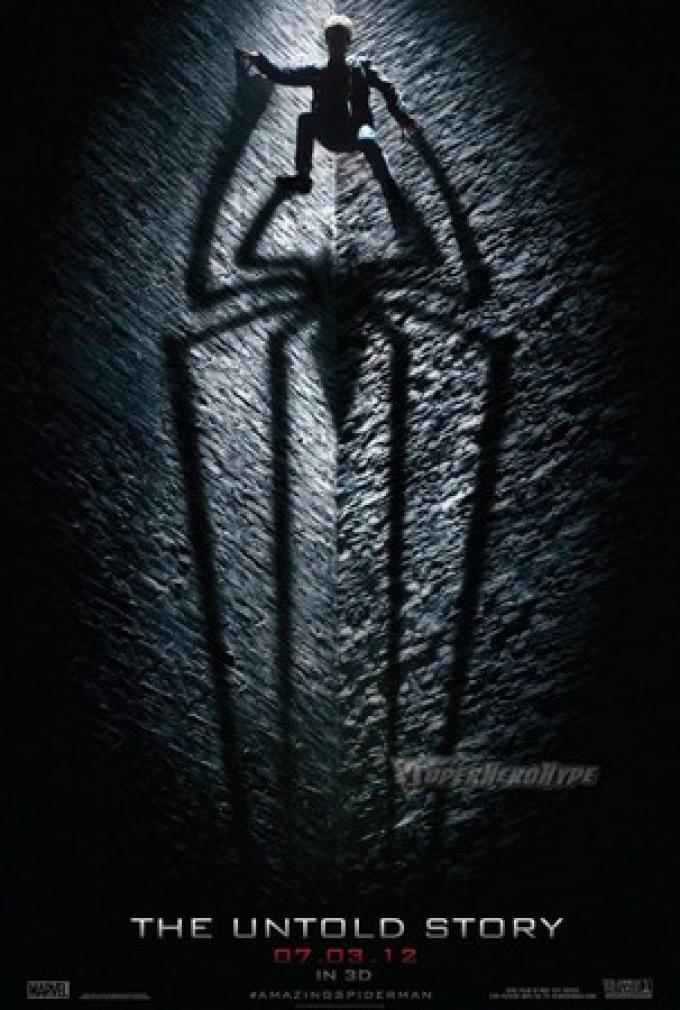 The Amazing Spider-Man, il nuovo teaser poster