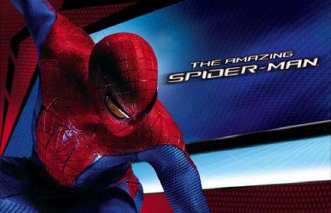 The Amazing Spider-Man, nuovo banner