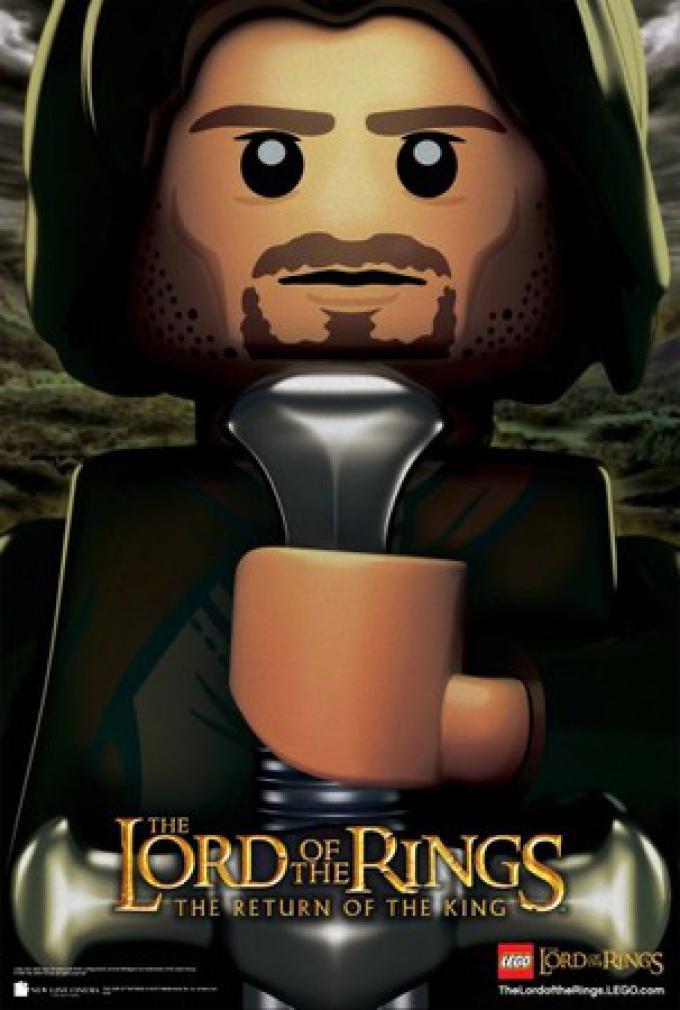 Aragorn, il Re