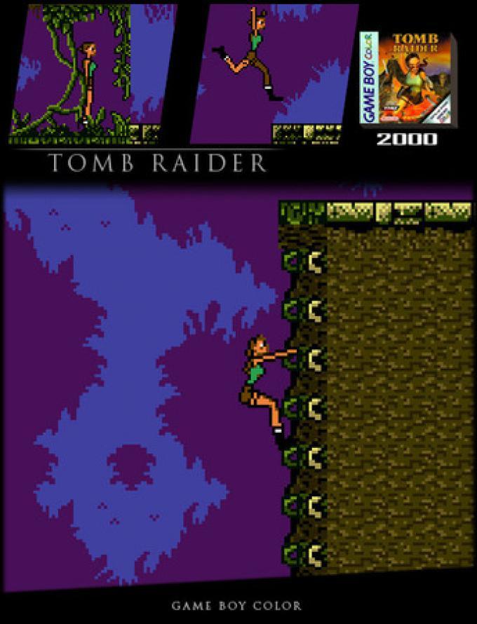 Tomb Raider, per Game Boy Color