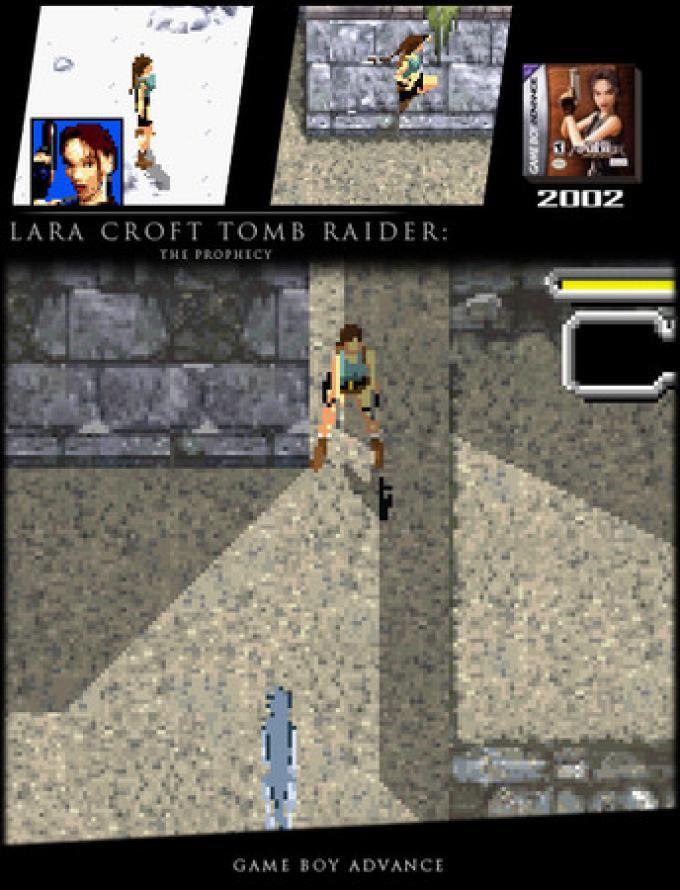 Tomb Raider Prophecy, per Game Boy Advance