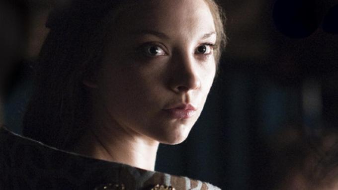 Natalie Dormer (Margaery Tyrell), fotografata da Helen Sloan.