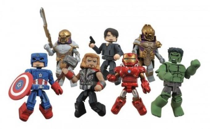 Minimates Avengers