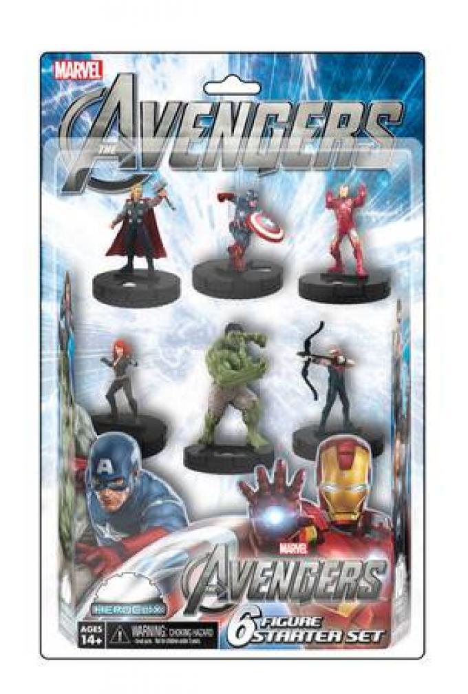 Heroclix Avengers!