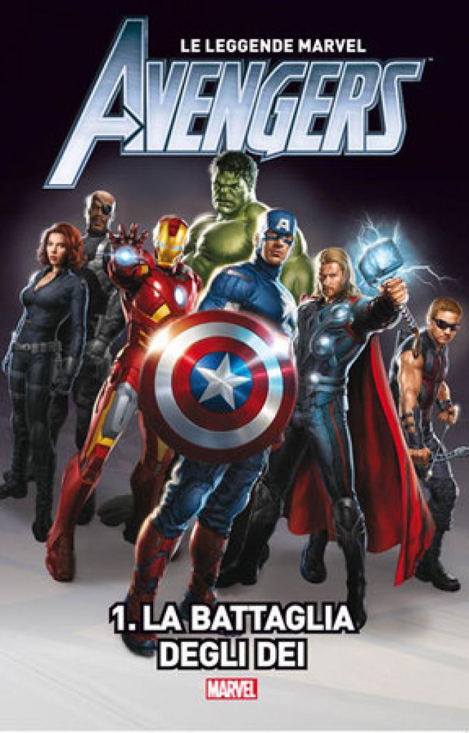 Avengers - La battaglia degli dei