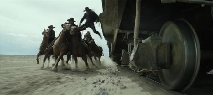 Azione tumultuosa in The Lone Ranger