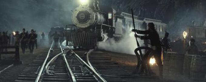 Locomotiva in The Lone Ranger