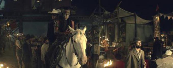 Johnny Depp e Armie Hammer