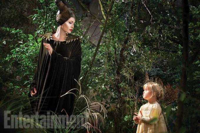 Angelina Jolie e Vivienne Jolie-Pitt