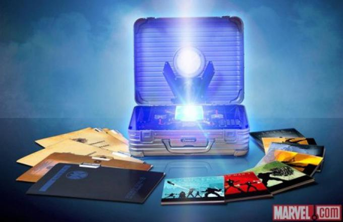 Marvel Cinematic Universe: Phase One. Il cofanetto.