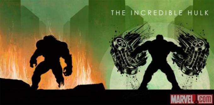 The Incredibile Hulk