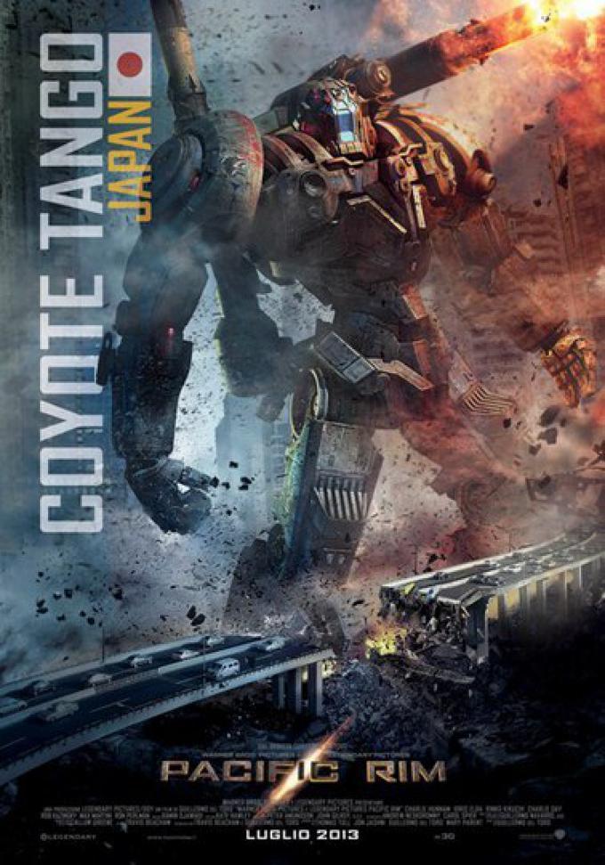 Da Pacific Rim: Coyote Tango, il character poster