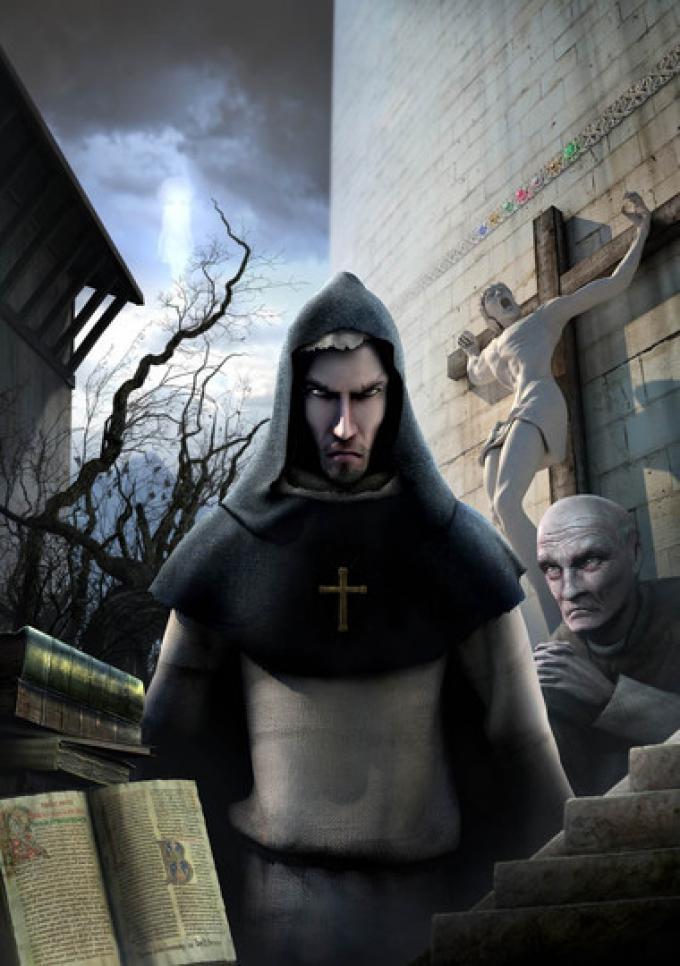 Cover di  Nicolas Eymerich, Inquisitore: la Peste - Capitolo I 'Inquisitore'