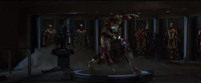 Immagine da Iron Man 3 - La nuova armatura