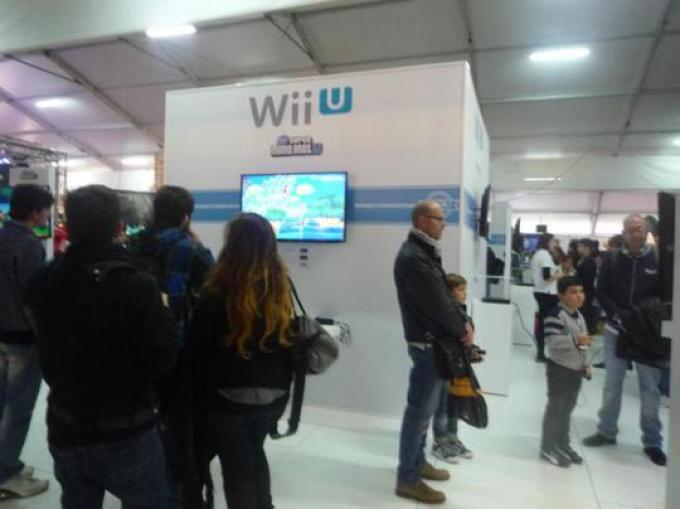Poteva mancare la Wii?
