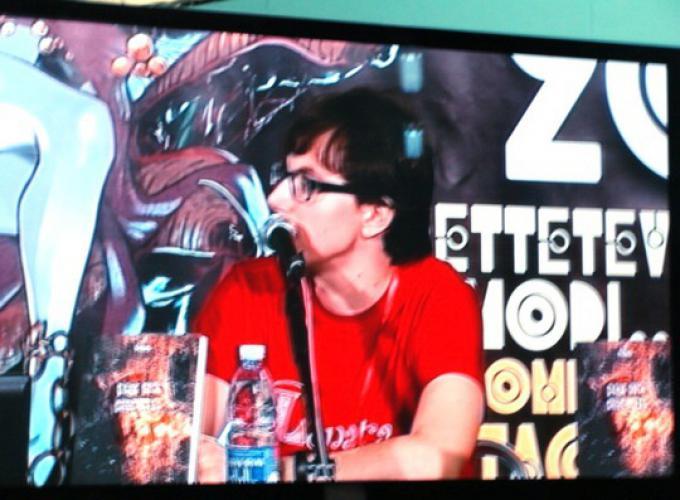 Presentazione di Effemme 6 e Dark Rock Chronicles, Marco Guadalupi aka Coram85