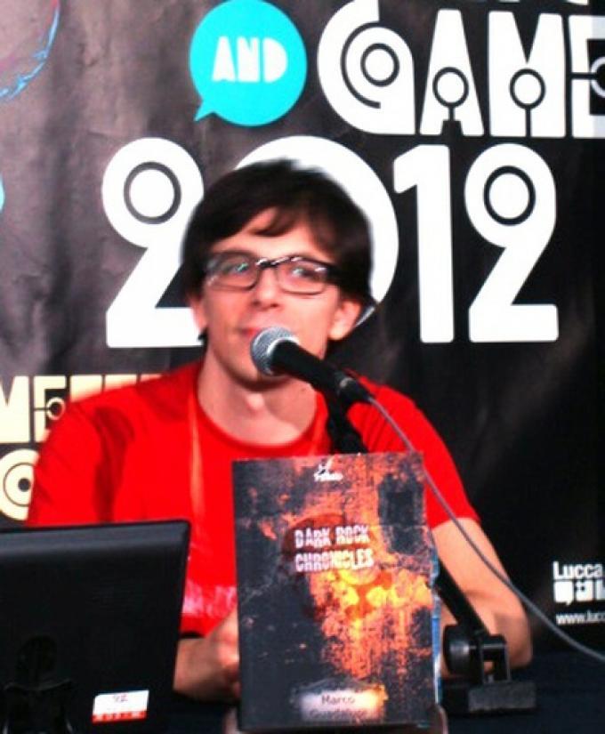 Presentazione di Effemme 6 e Dark Rock Chronicles