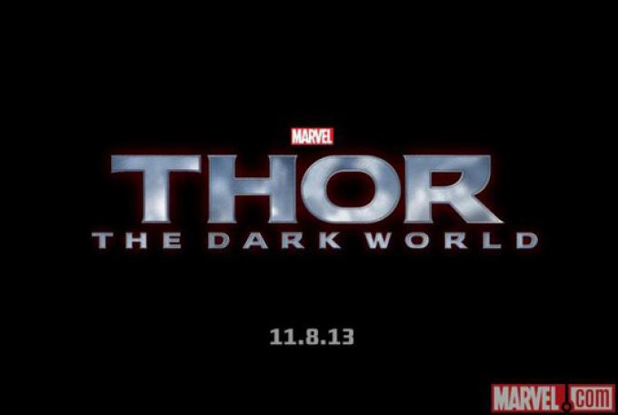 Logo di Thor: The Dark World