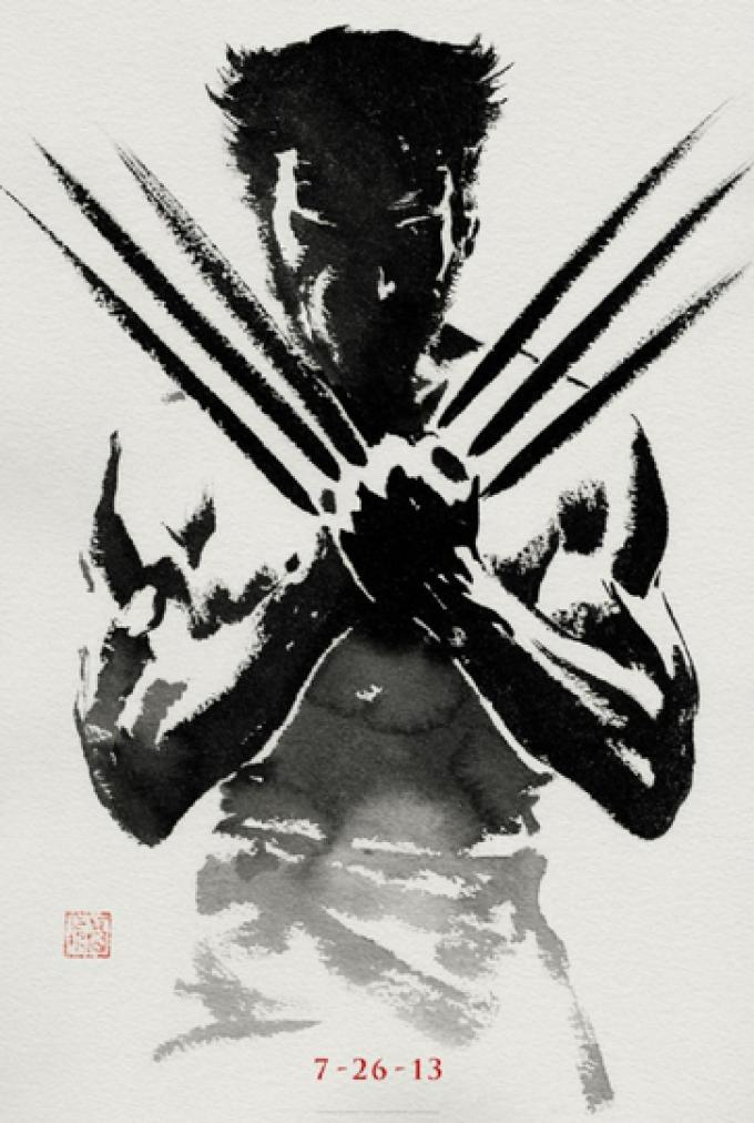 Wolverine: L'immortale. Poster