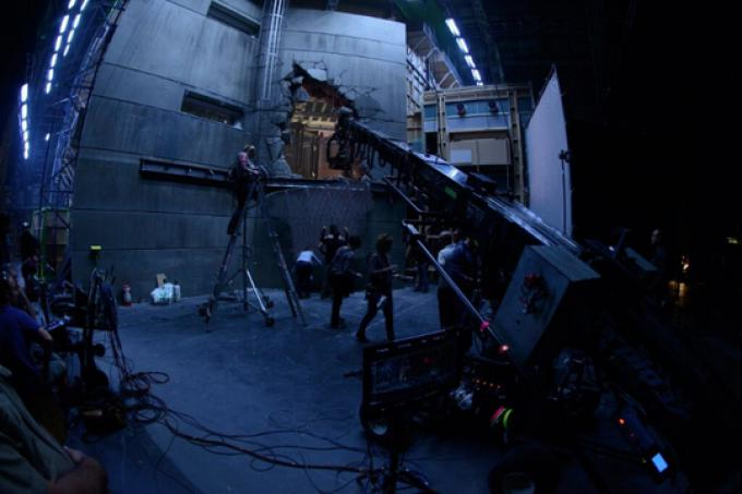 Il set di The Wolverine