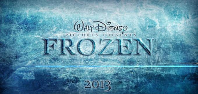 Il logo di Frozen