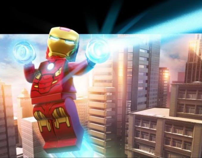 LEGO Marvel Super Heroes: Iron Man