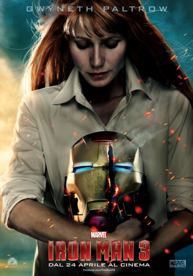 Dopo aver iniziato come assistente di Tony Stark, Pepper è diventata ora il capo delle Stark Industries, concedendosi nel frattempo anche un momento per innamorarsi di Tony. Luminosa, leale e onesta, Pepper comprende Tony Stark meglio di chiunque altro.