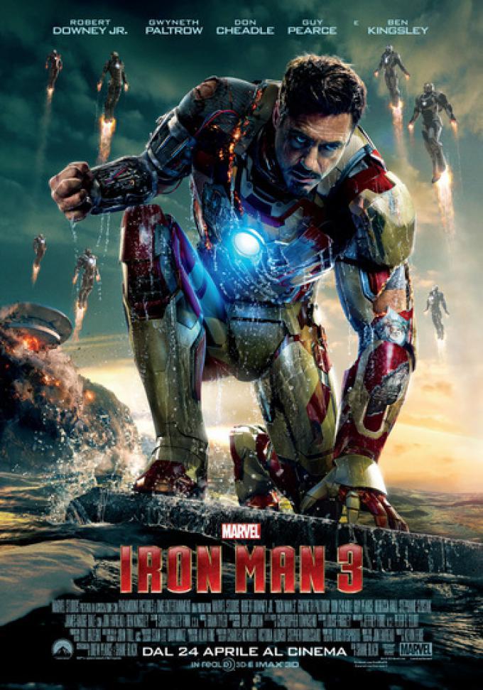 Genio eccentrico, miliardario e filantropo, Tony Stark è l'eroe con l'armatura conosciuto come Iron Man. Dopo aver salvato New York City dalla distruzione con un azione eroica che ha messo a rischio la sua vita, Tony si trova a trascorrere notti insonni.